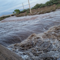 Craycroft Confluence at Flood